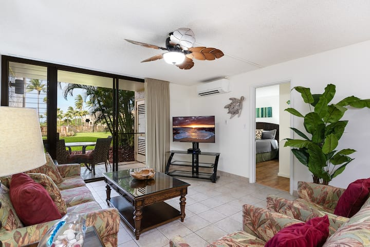 KAMAOLE SANDS 5-105-2 BEDROOM-GROUND FLOOR