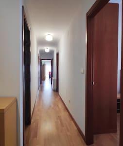 pasillo interior piso