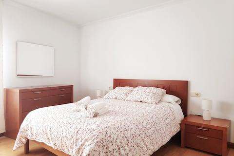 Apartamento Naval - Confortable para familias