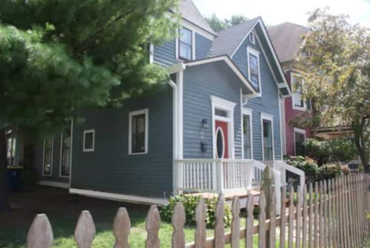 The Burton House on Delaware