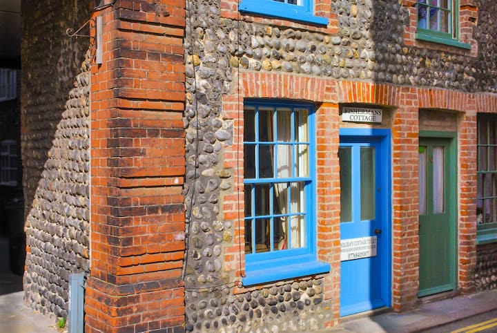 Fishermans Cottage | Town centre | Near the beach