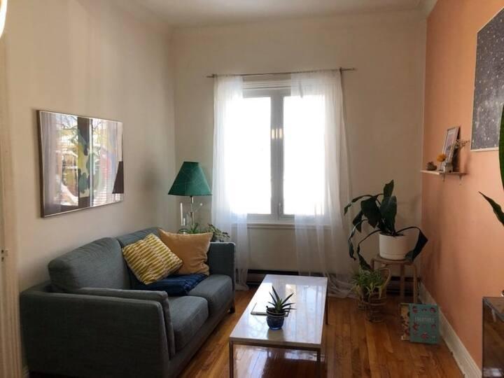 Appartement Rosemont - Métro Beaubien