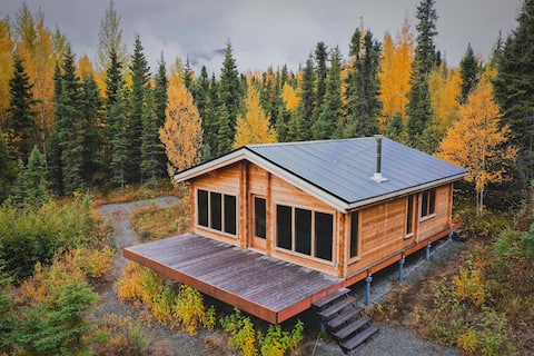 Bold Peak Cabin - 2 Miles from Eklutna Lake!