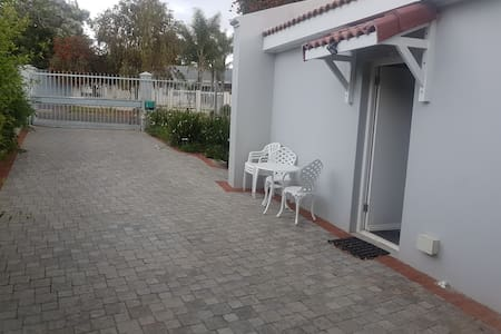 Own driveway gives direct access to Guset Suite entrance