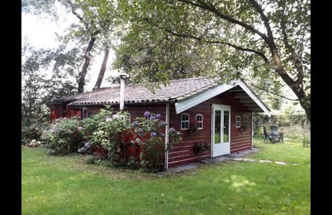 Het Swadde Huisje in northern Friesland (2 pers)