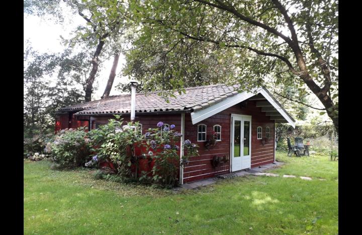 Huisje aan de Swadde (2 pers) in Friese Wouden