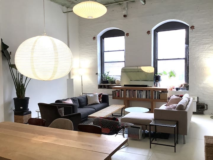 Huge Loft Space in Red Hook