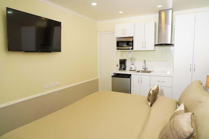 New Modern Palm Beach Suite Across Marriott Hotel