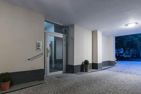 Широкие коридоры