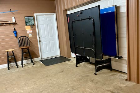 3 Flat entrances to house
