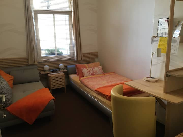 Zentral gelegenes Ferienzimmer in Weimar