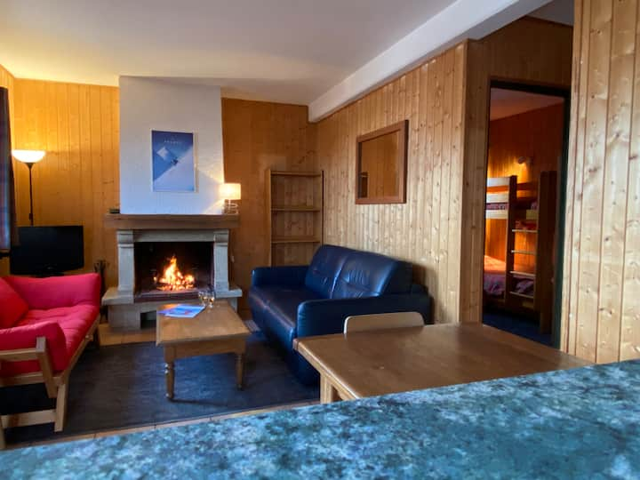 CHALET ASTER - Station Peyragudes - 7  pers +1