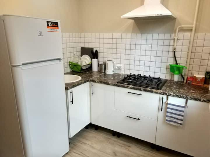 Comfortable apartment in Primorsky district