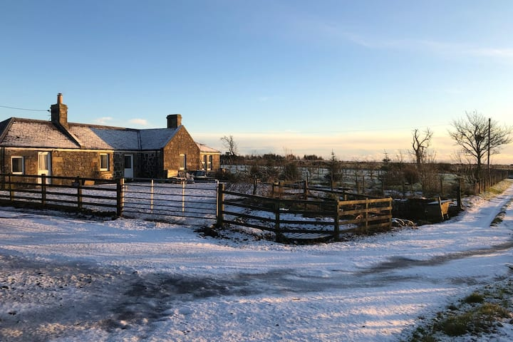Knightsward Farm, family getaway near St Andrews