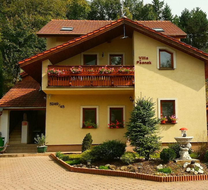 Villa Pšenek Piešťany