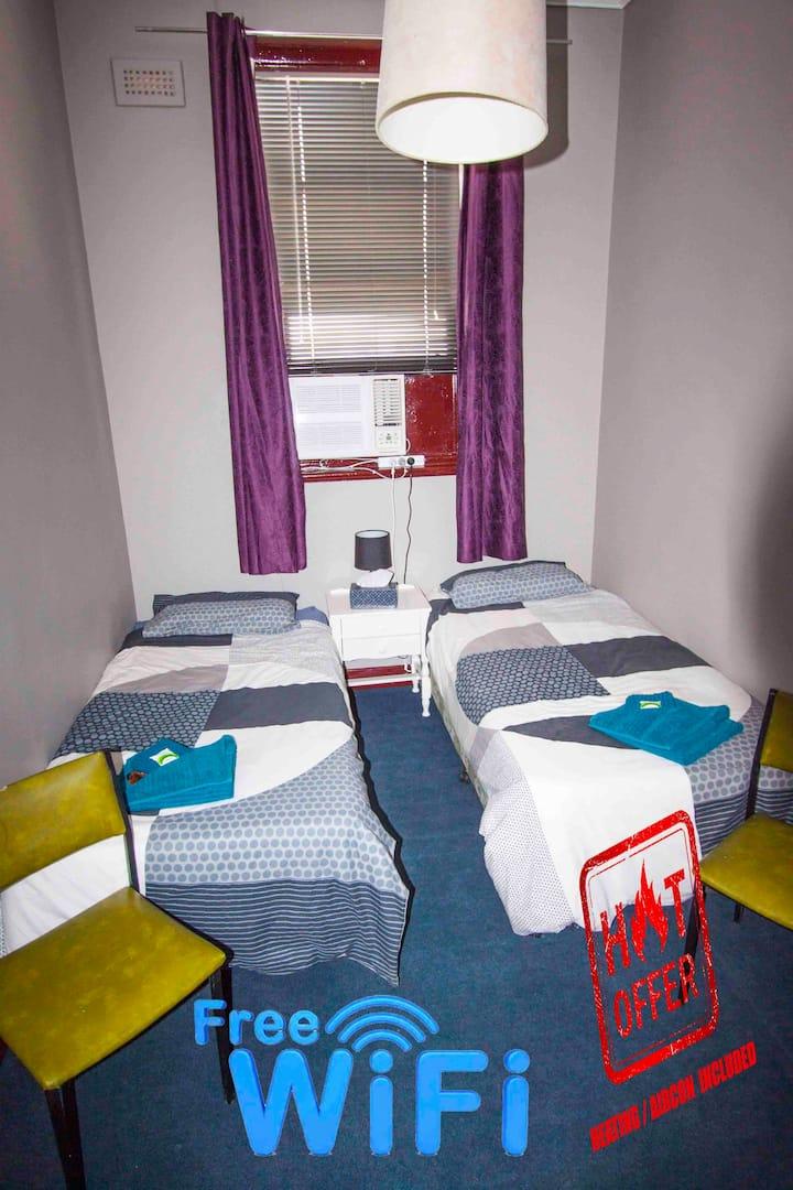 KANEIRA HOTEL CULGOA  ROOM 8
