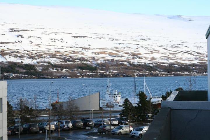 Acco - DBL Room Downtown Akureyri