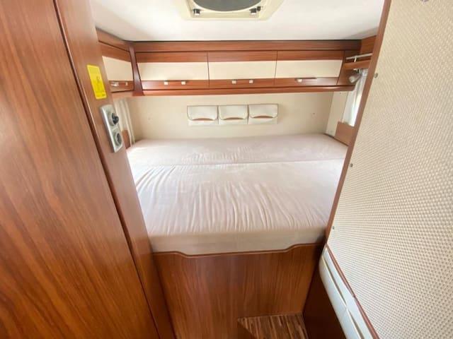 groot bed: 150x210