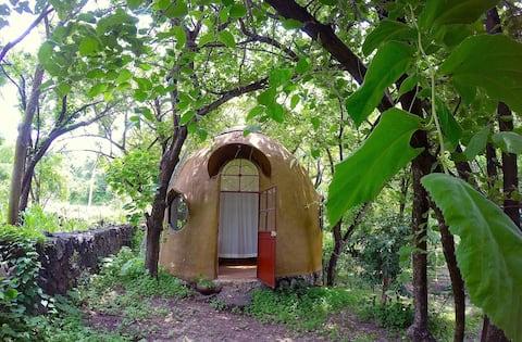 """""""Rustic dome""""  Tepoztlan (San Andres de la cal)"""