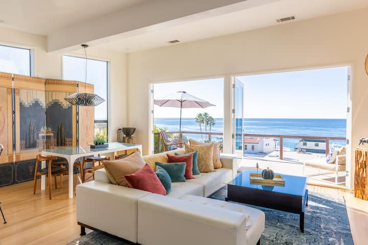 Beautiful and Spacious Ocean View La  Jolla Villa