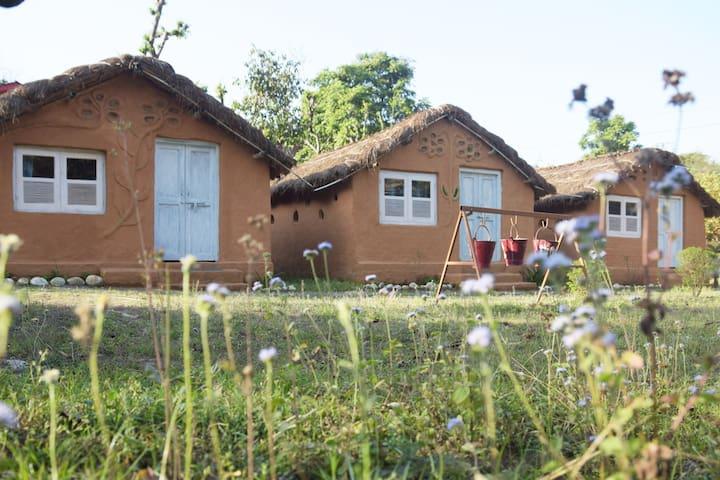 Kaaya Mud Earth Cottage Two