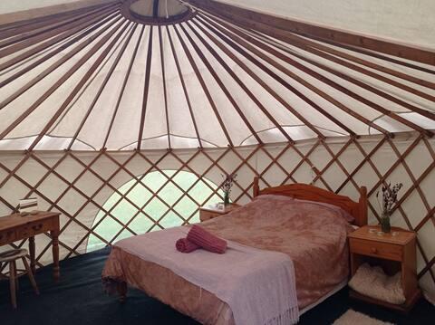 Rainbow Lodge 4m Yurt
