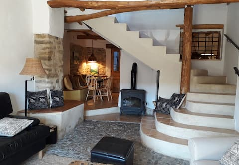 Casa rural en las sierras de Teruel