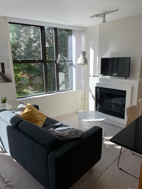 Modern Downtown Apartment | Yaletown near Seawall