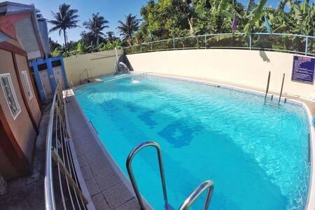 Pool med poollift