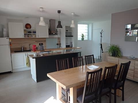 Appartement au cœur de Saint Martin la Plaine