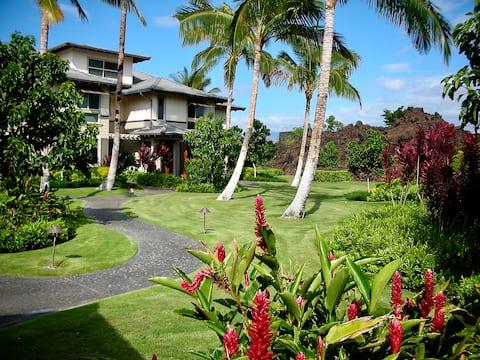 Hale Malino at The Palm Villas at Mauna Lani