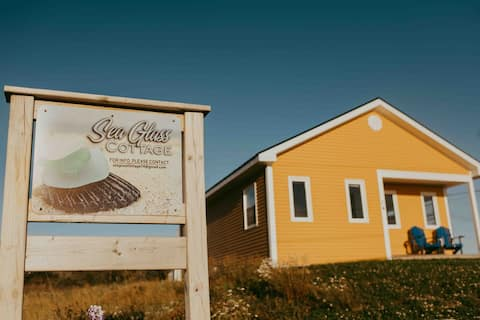Sea Glass Cottage with Ocean View!