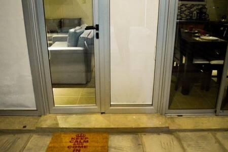 Marco de la puerta de entrada