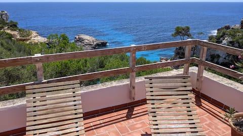 Top Beachfront House - Cala S'Almunia/ des Moro
