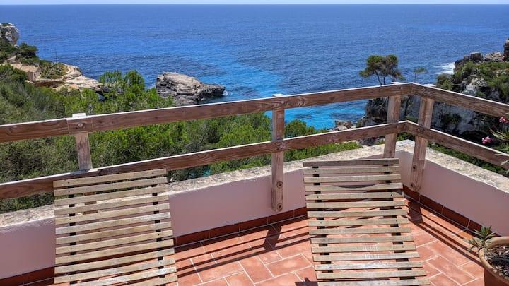 Top Haus direkt am Meer - Cala S'Almunia/ des Moro