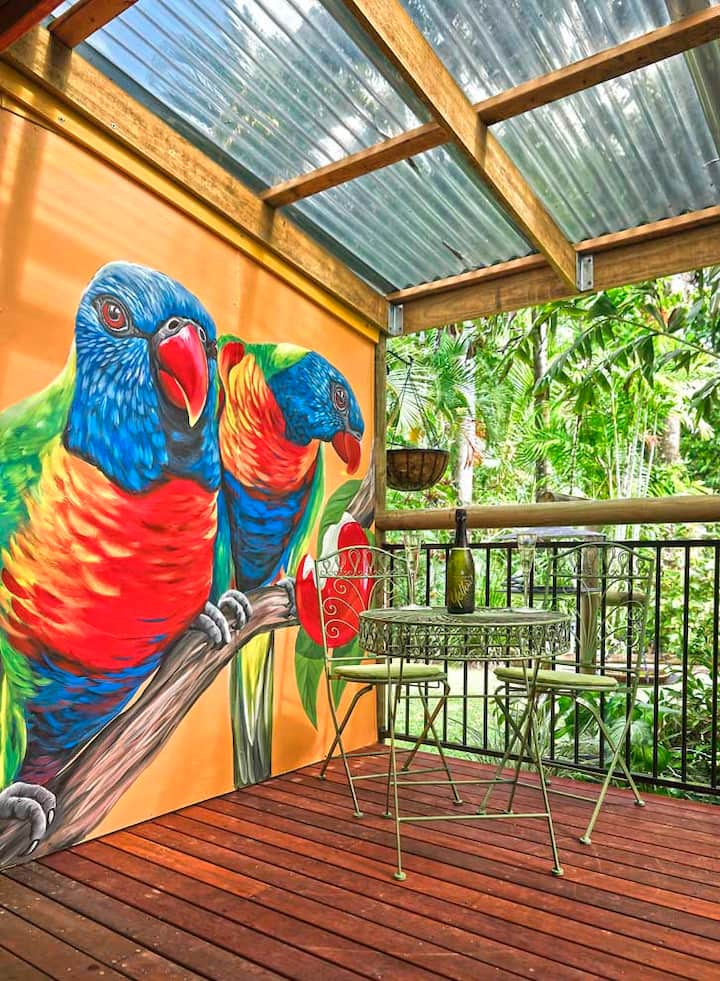 Tropical retreat, Cardwell Queensland