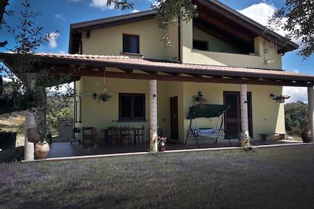 Casa vacanze Cilento- San Mauro la Bruca- Palinuro
