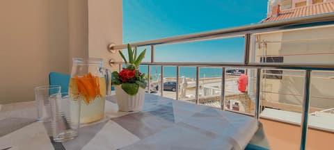 "Beachfront apartment ""Libera"""