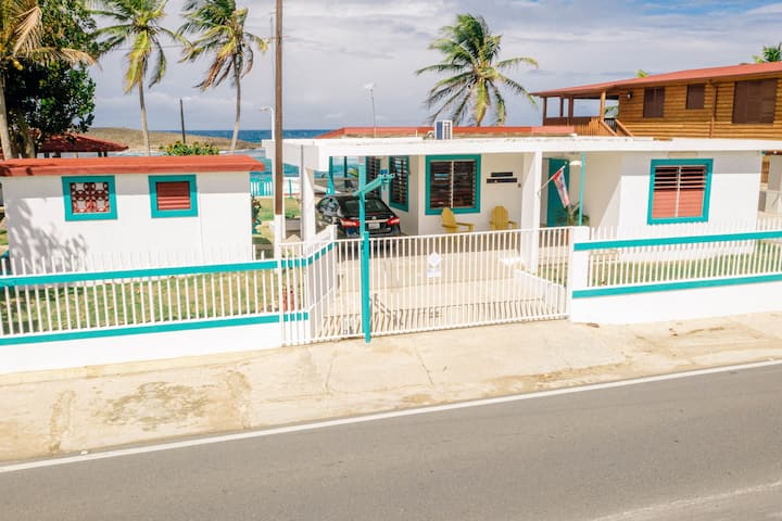 Villa Mi Zahir,  Ocean front. Sea, Sun and Sand