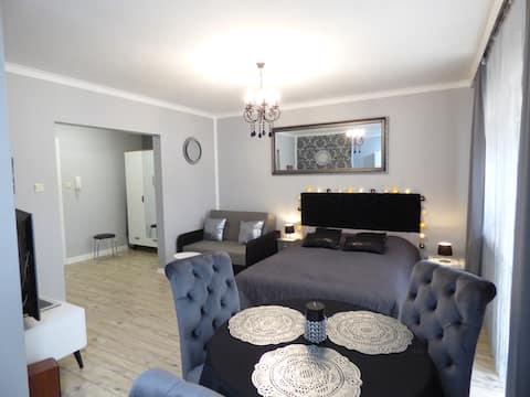 Mieszkanie 1-pokojowe w porcie Kołobrzeg