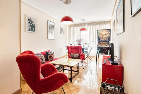 Cozy and quite apartment (6 people) in city center