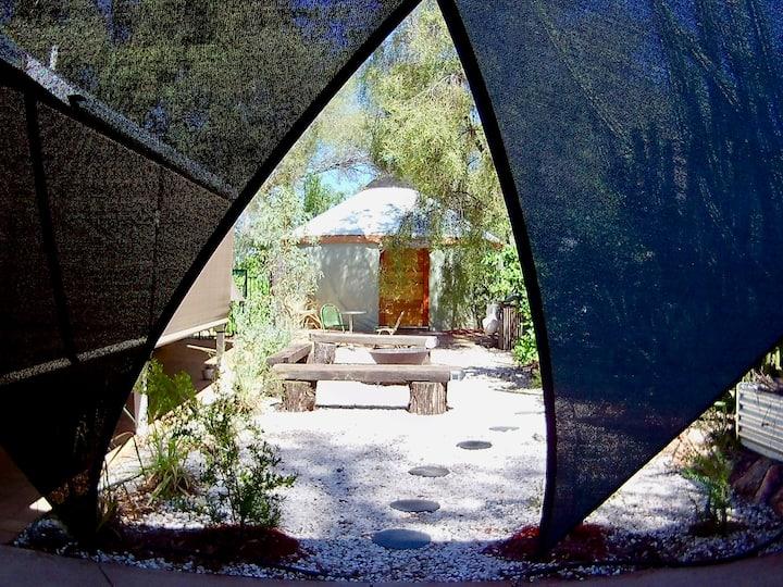 Desert Yurt