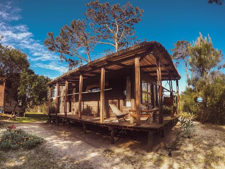 La Semilla Eco Cabañas Punta del Diablo (INDI)