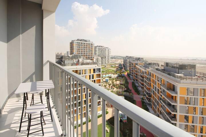 Afnan District Midtown Classic New Studio