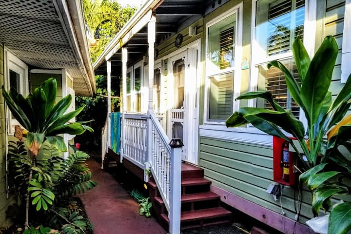 ♥ Small but sweet 1 BR apartment, walk to beach