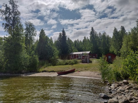Cottage at Lakeside Puruvesi