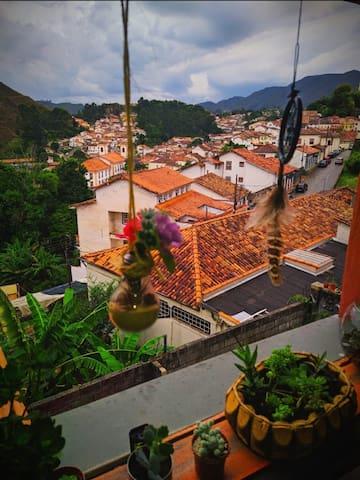 Hospedagem no Centro Histórico de Ouro Preto
