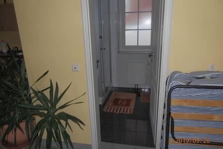 Tür zum Bad 68 cm