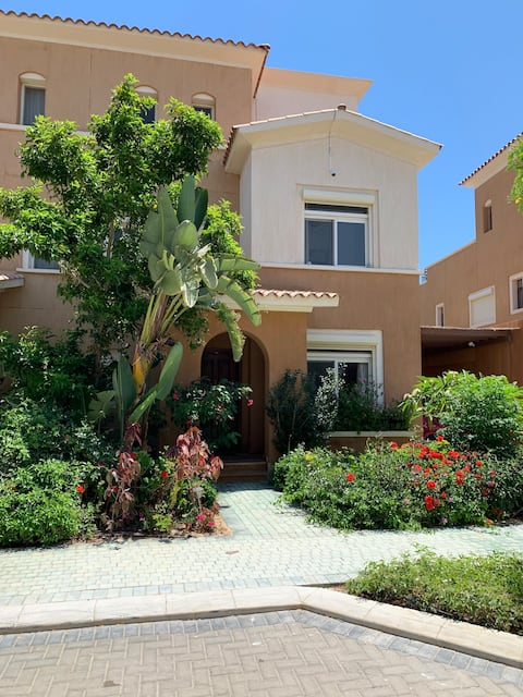 Marassi--Families only, 8 guests, rental golf cart