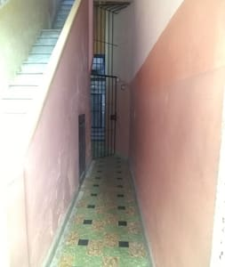 Szerokie korytarze